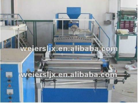 PE air bubble sheet production line-Plastic machine