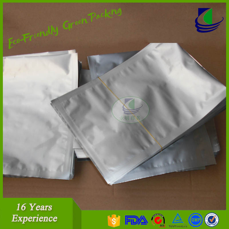 Transparent nylon vacuum fresh vegetable packaging bag