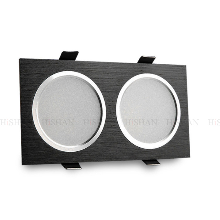 Factory Supply 12W square led downlight retrofit