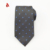 100% Silk Handmade Woven Polka Dots Ties for Mens Necktie