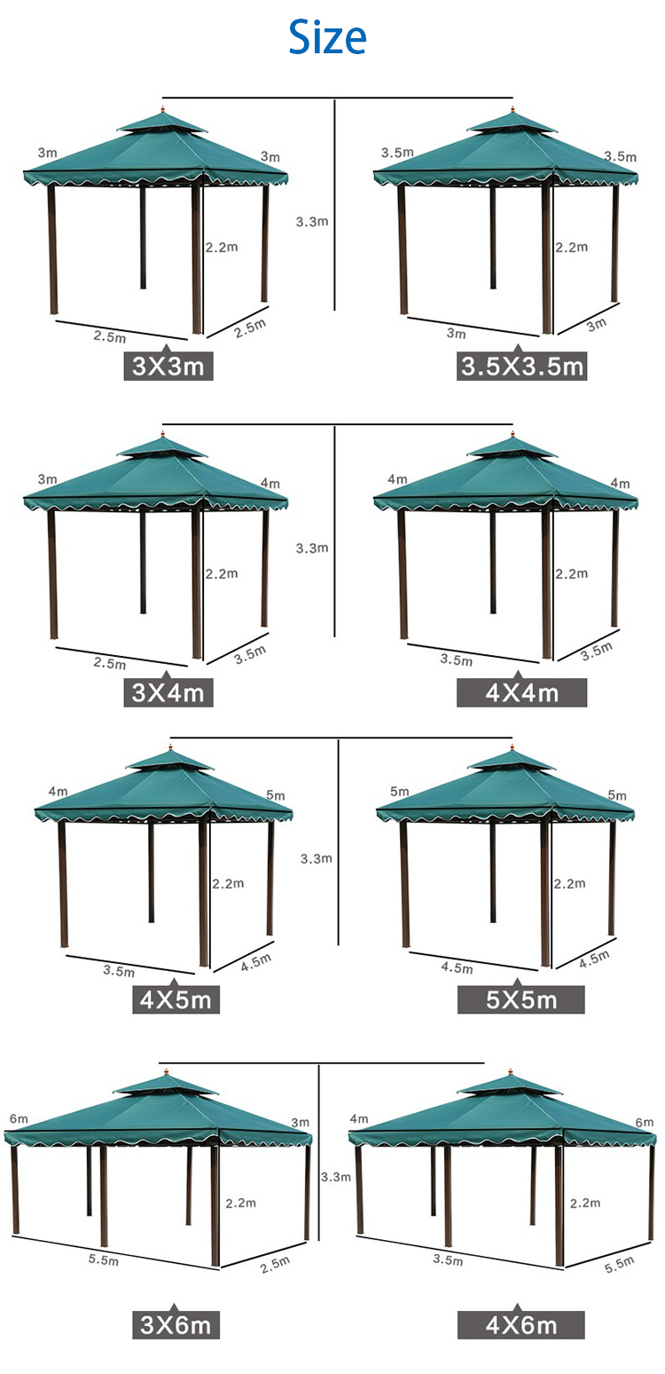 3x3m high strength quality folding canopy tent, pop up tent for trade show