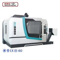 China Cheap VMC850 Fanuc VMC Small 5 Axis Hobby Metal CNC Engraving And Milling Boring Vertical Machine Center