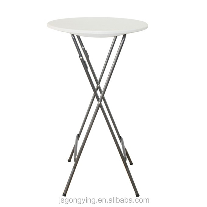 Strange Hdpe 60Cm 2Ft Plastic Folding Round Bar High Top Cocktail Table Buy Round Table Plastic Folding Table High Top Cocktail Table Product On Alibaba Com Squirreltailoven Fun Painted Chair Ideas Images Squirreltailovenorg