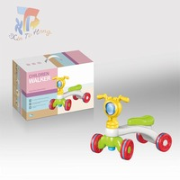 Educational toys baby small bicycle kids walker