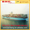 Sea freight forwarder shipping rate China to USA Canada America Australia Spain Germany UK France, door to door shipping