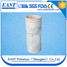 2017 China Polyester plant of high quality dust collector filter bag