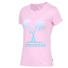 Оригинальное новое поступление 2020 Конверс женские футболки с коротким рукавом спортивная одежда(Китай)