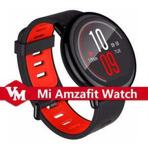 Original Xiaomi Huami Wristwatch AMAZFIT Pace Smart Watch Bluetooth 4.0 Heart Rate Monitor GPS Sports Watch English Version