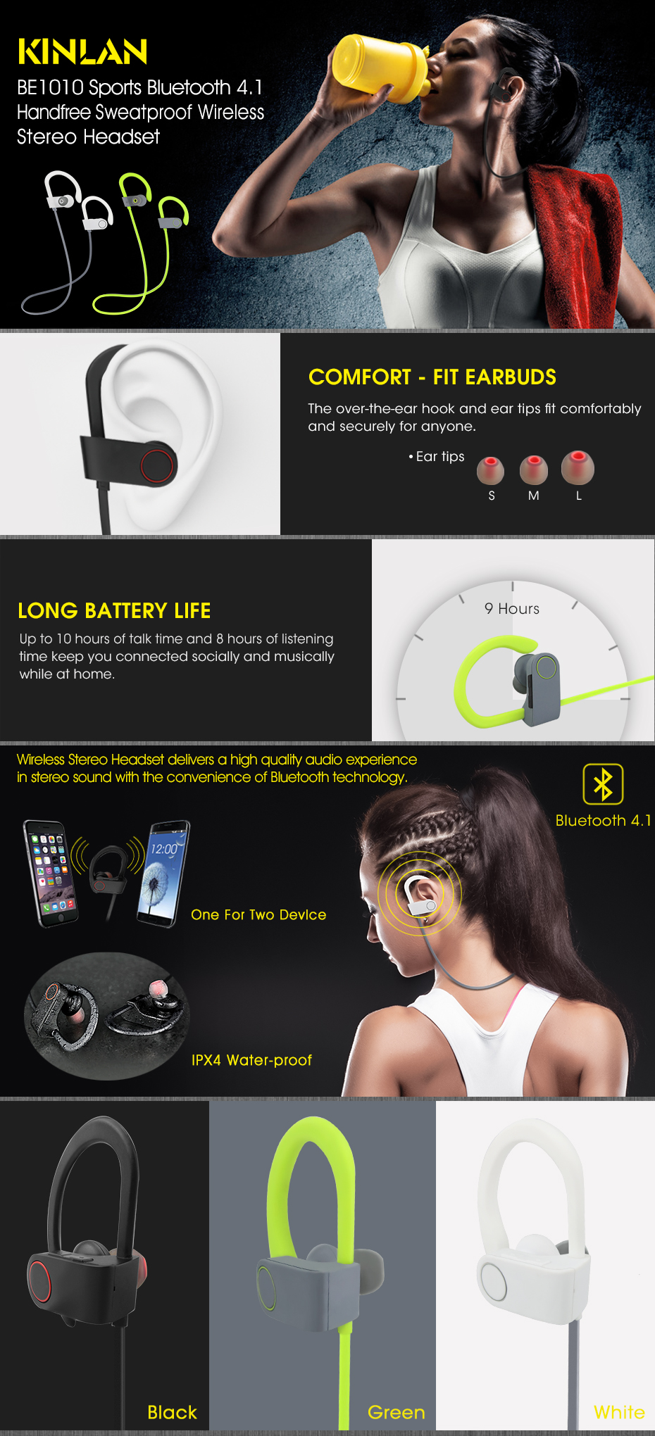 Best seller Anime Headphone BE1010