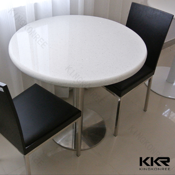 Kingkonree stone 2 seats marble dining table singapore buy marble dining table 2 seaters - Table jardin naterial villeurbanne ...