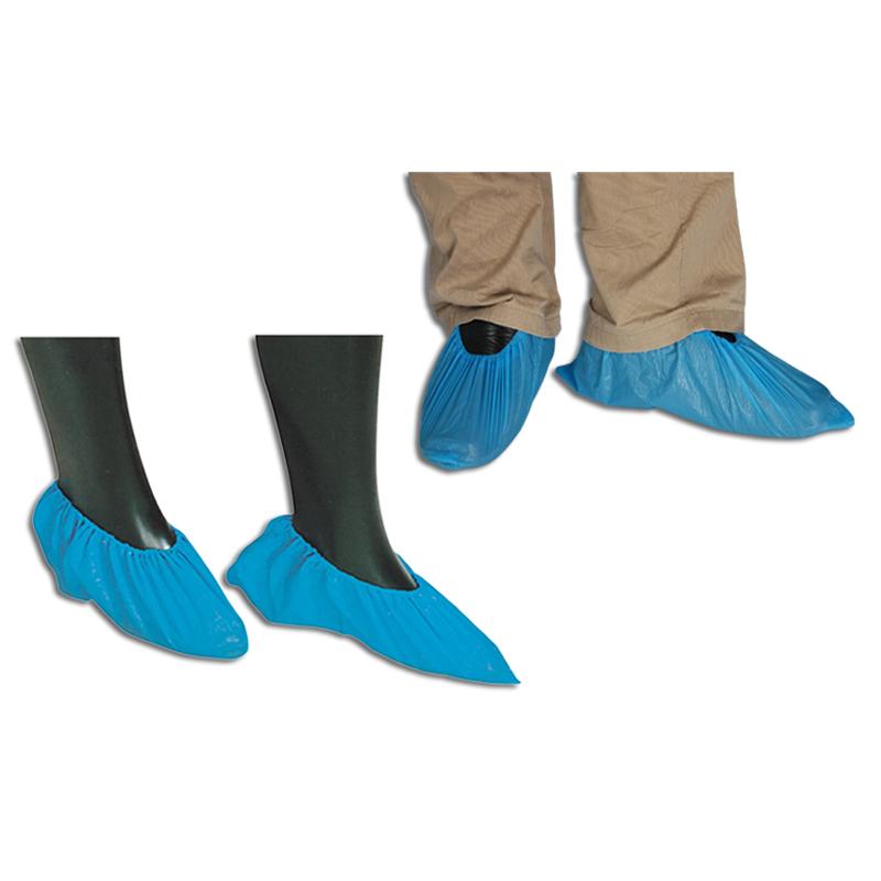 CPE plastik çizme ayakkabı kapağı