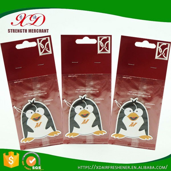 Car and Home Use Custom Fragance Air Freshener Wholesale