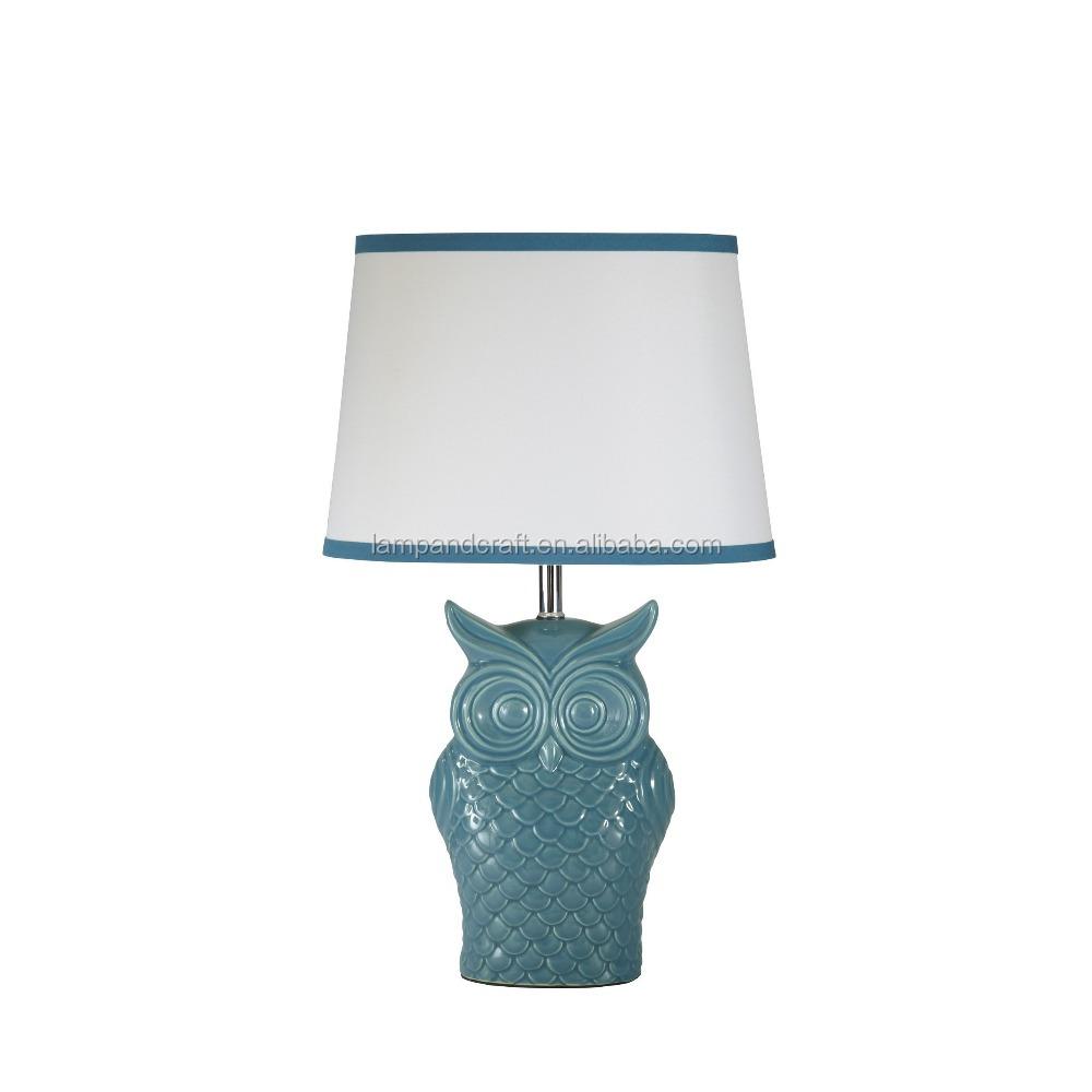 ceramic owl lamp ceramic owl lamp suppliers and at alibabacom