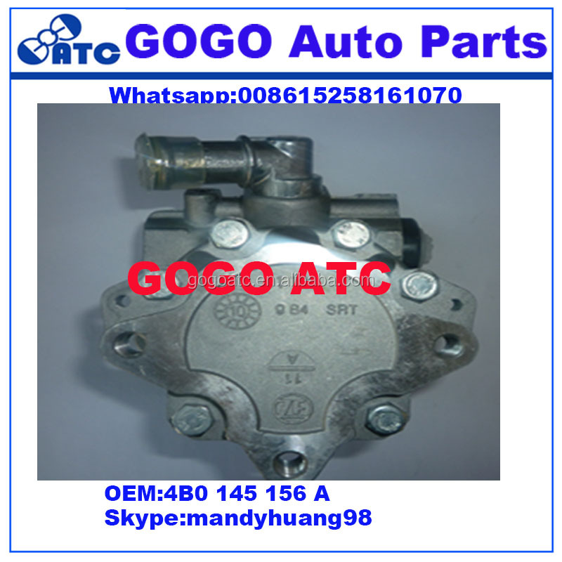 auto cheap price power steering pump oem 4B0 145 156 A