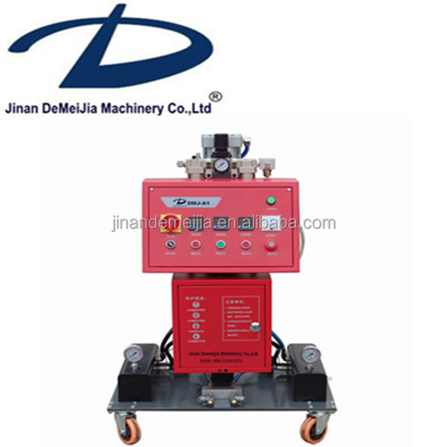 Hot sale spray pu foam insulation machine for sound proofing