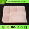 disposable bento box 5 compartment