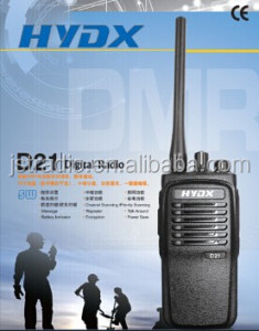 HYDX D21 Short Wave Trunking Radio Sets
