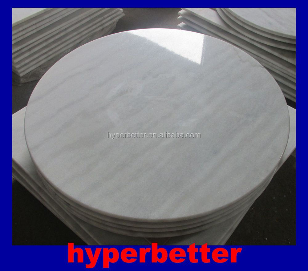 Marble table top - Quality Carrara White Marble Table Top Replacement