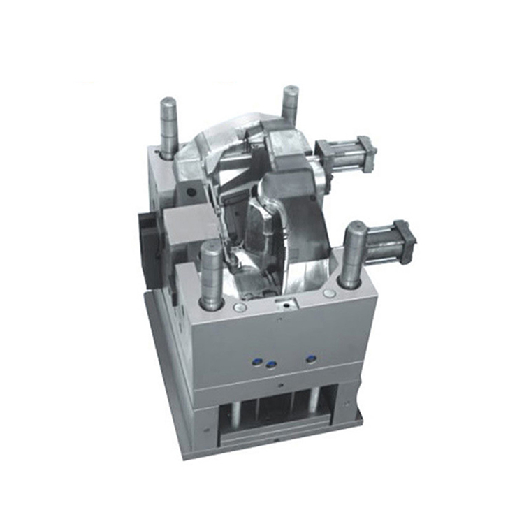 Mechanical Parts Double Shot Injection Molds