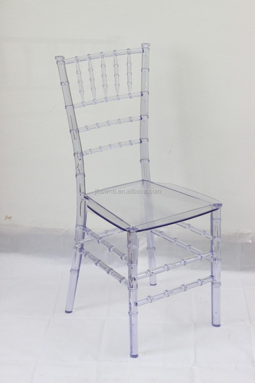 Acrylic Tiffany Chairs Chiavari Chair From China Wholesale