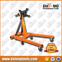 Foldable 2000LBS Engine Repair Stand For Repair Engine