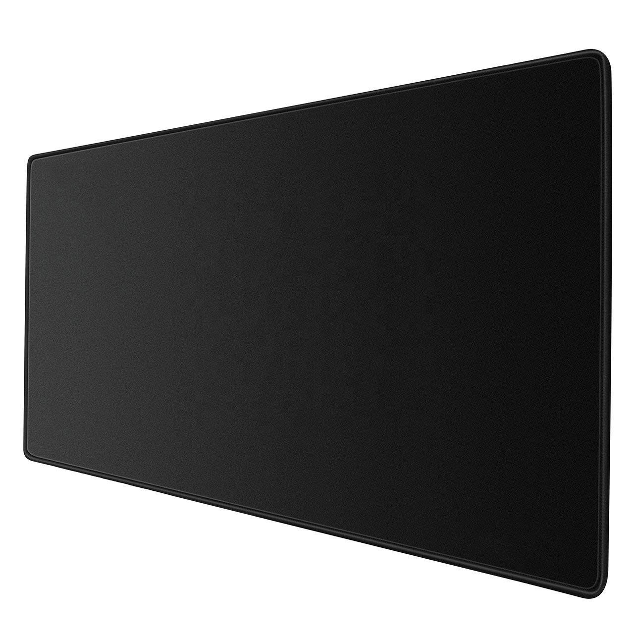 Popular Stitched Edge, Premium-Textured and Non-Slip Rubber Base Mouse pad for Laptop, Computer & PC