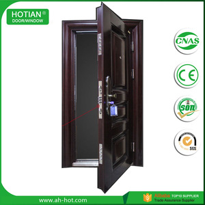 ODM Available Good Quality Security Door Design Enough Stock Fireproof Iron Door