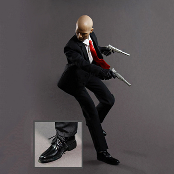 Classic Movie Character Hitman Agent 47 1 6 Scale Figure View Movie Figure Xjx Product Details From Shenzhen City Xin Ju Xin Toy Design Co Ltd On