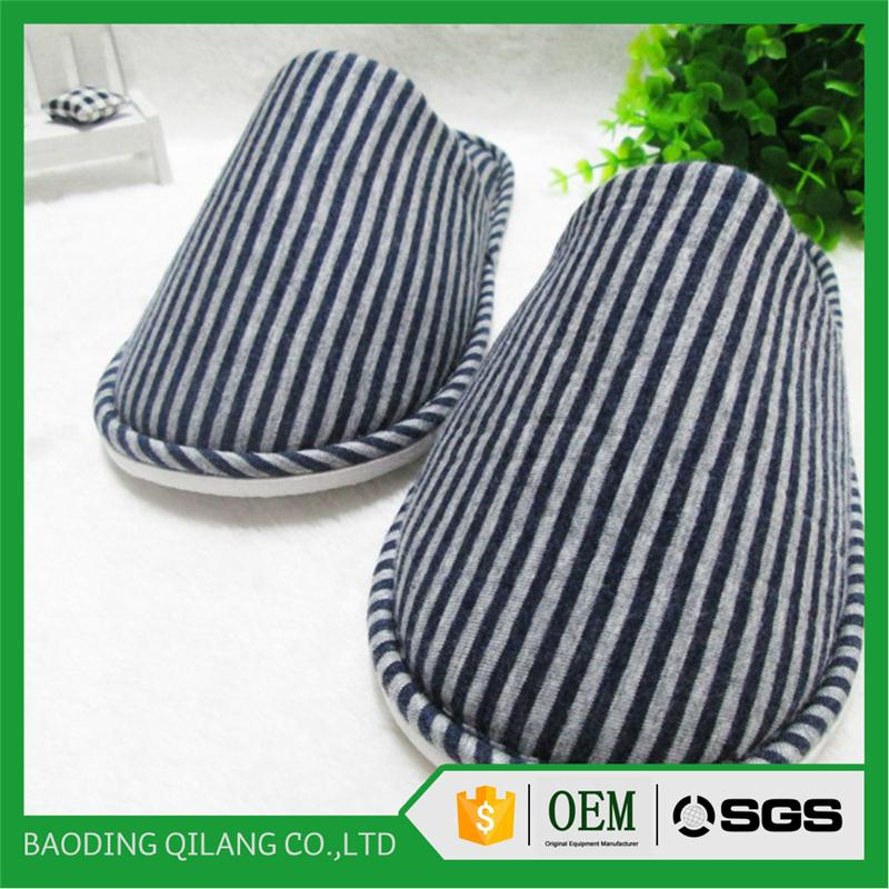 various styles hotel disposable paper slipper wholesale