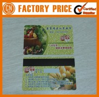 Wholesale Custom Printed Plastic Printed PVC ID Card