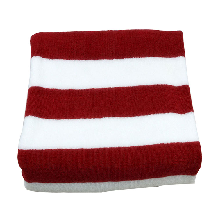 Hotel Luxury Wholes Red Stripe Beach Towels 100 Cotton Whole Towel Product On