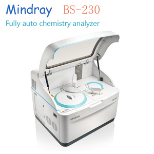 Mindray fully auto biochemistry Analyzer price/ Mindray BS-230 chemistry analyzer