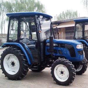 Top exported LOVOL 4WD 60hp mini Tractor