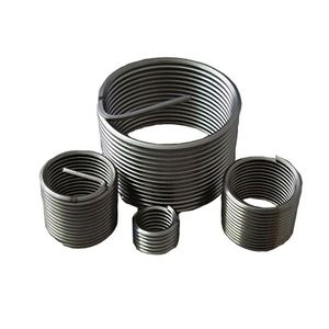 Factory price m2 steel thread insert