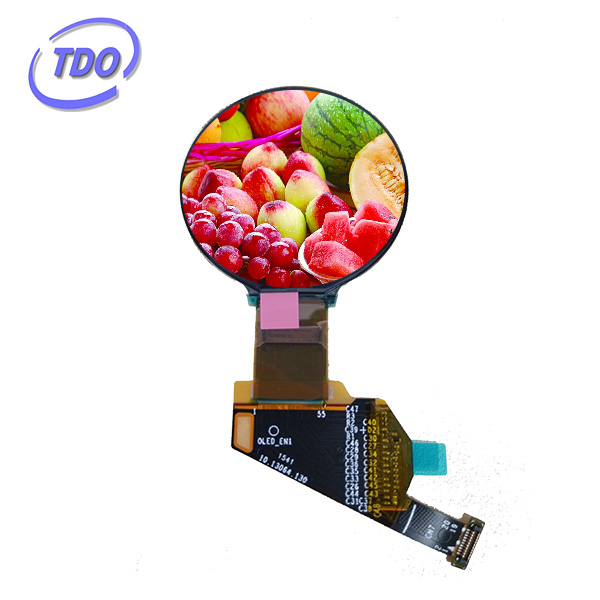 1.39 inch Mipi Interface Lcd Micro Mini Round Oled Display