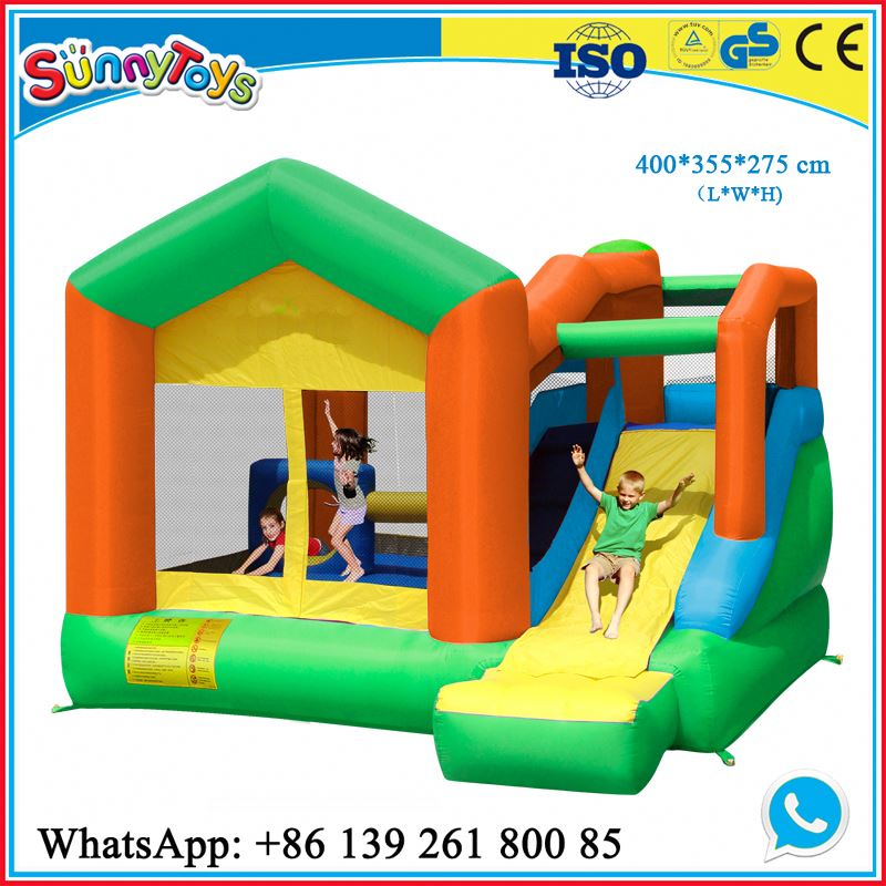 Mnions jumping/bouncy/bouncing castle for kids sofia the first castle games children's