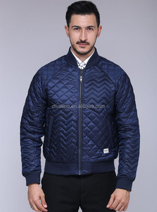 2017 One-stop Factory of Man Quilted Down Jacket with Factory Wholesale Prices