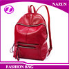 2016 Custom Made Newest Travelling Lady Teenager Cheap Girls tote pu School Bag wholesale backpack