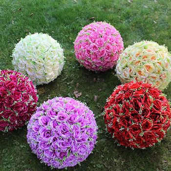 Hobby Lobby Wholesale Flowers Artificial Flower Car Decoration Awesome Hanging Flower Ball Decorations