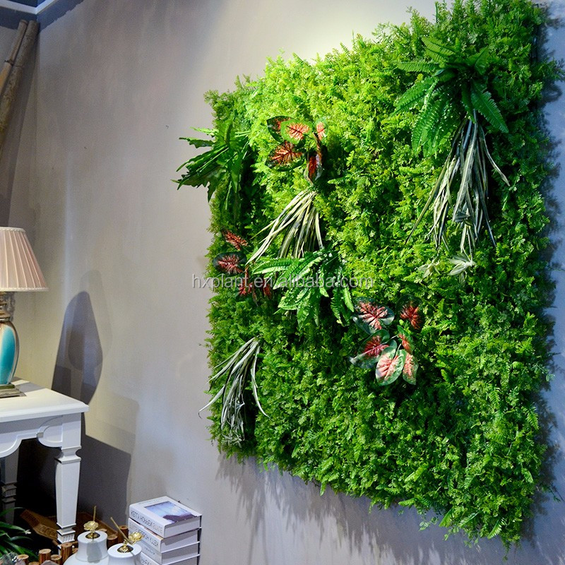 Artificial Green Walls - Outdoor Wall Hanging Artificial Flowers
