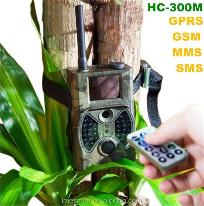 Wild Hunting Digital Camera Monitor Waterproof Detecting Vedio Camera Home Security Trail Camera MMS GPRS GSM SMS