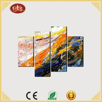 modern original abstract canvas art oil painting