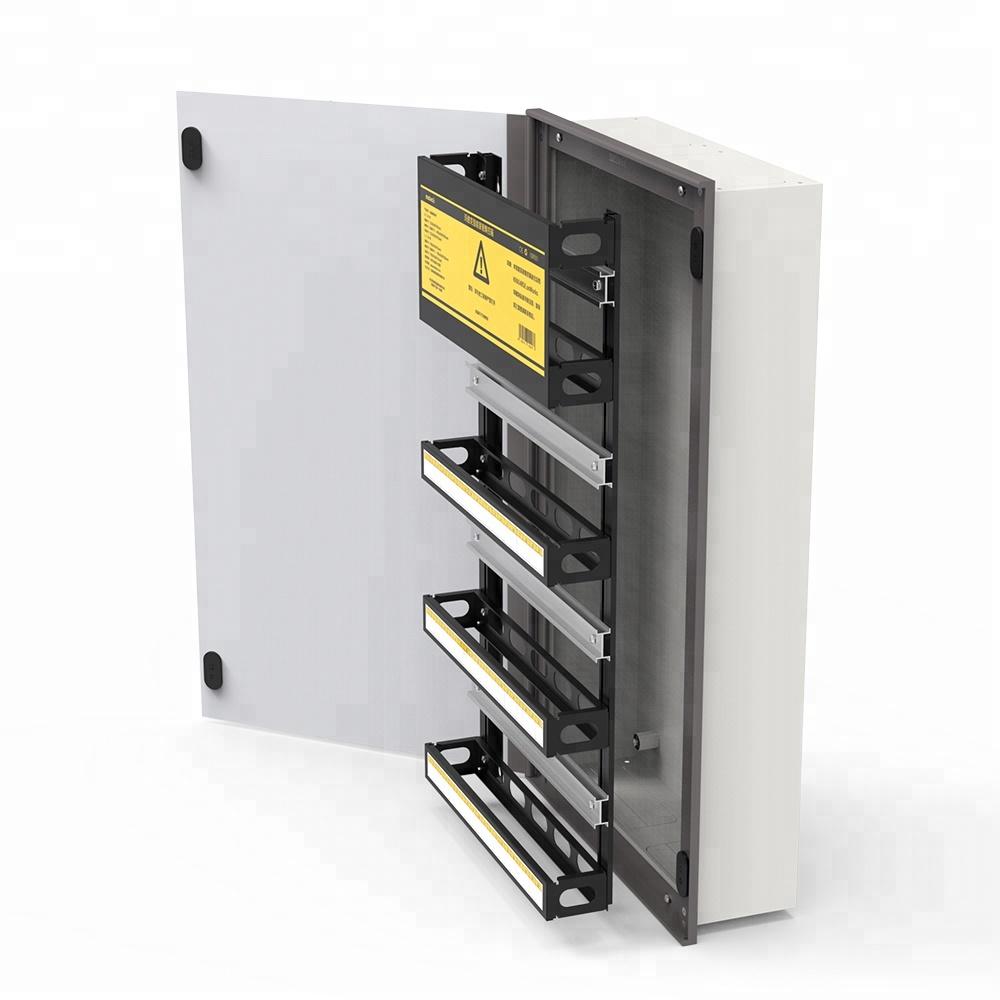 New 16u 170mmdepth 19' Rack Smart Home Metal Network Cabinet/electrical  Panel Board/mcb Box Size 796*591*170mm - Buy Rack Cabinet,Electrical Panel