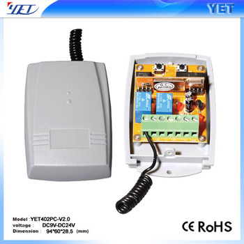 Universal Compatible Controller Receiver Yet402pc V20 For Garage