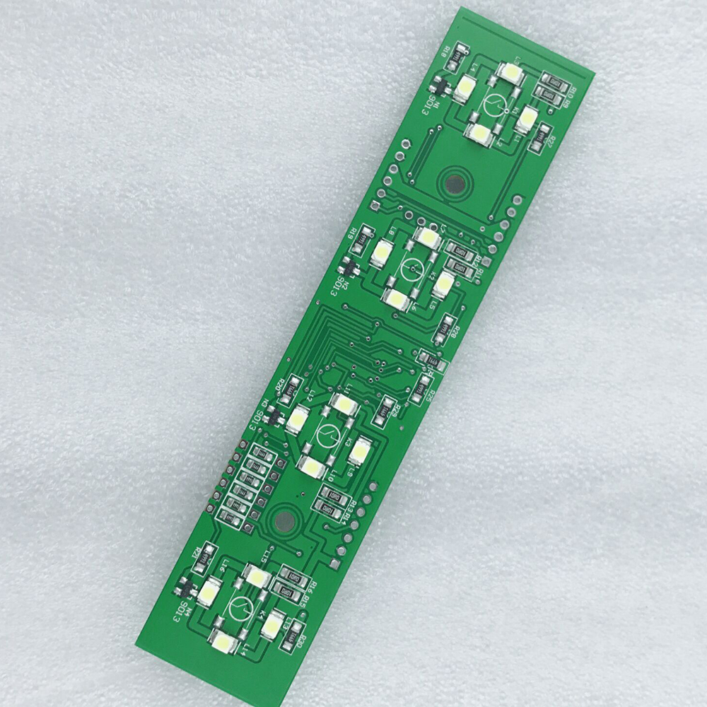 China Manufacturer Led Pcb Board Usb Keyboard For Pc Buy And Solder Defects Smt Electronics Manufacturing Is A Circuit In Which Leadless Or Short Lead Surface Mount Components Are Mounted On The Of Printed Other Substrate