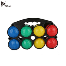 Petanque <span class=keywords><strong>boules</strong></span> outdoor plastic water gevulde aangepaste bocce <span class=keywords><strong>bal</strong></span>