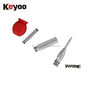 keyoo Car Window Puncher Breaker Tool with Cushion Cap and Adjustable