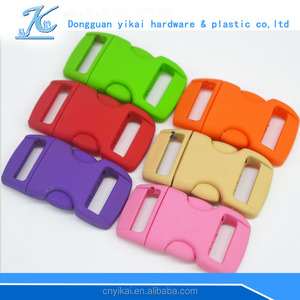 New Supply 10MM Mini Plastic Buckle Small Buckle for Backpacks