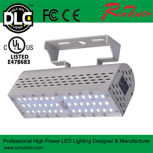 5years warranty outdoor led flood light Meanwell driver dlc ul fcc reflectores led 220v flood light