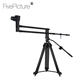 "Extendable Aluminum Strong jimmy camera 3M Jib 3/8 "" 1/4""Screw with Arm Crane For video Camcorder Film for Canon nikon DSLR"